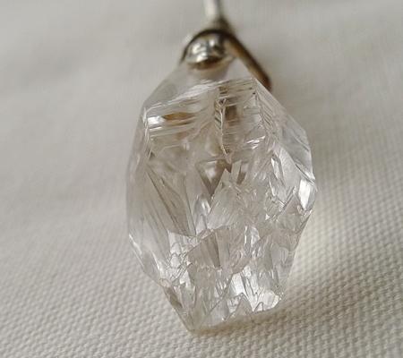 ヒマラヤ水晶ペンダント特殊形状047-9