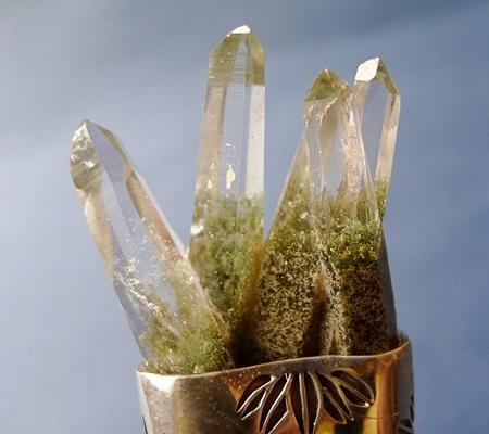 ヒマラヤ水晶ペンダント特殊形状048-5