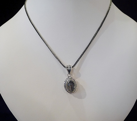 ヒマラヤ水晶ペンダント特殊内包物022-7