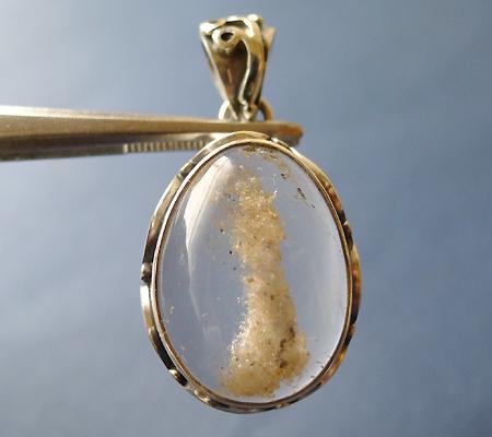 ヒマラヤ水晶ペンダント特殊内包物023-2