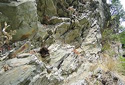 ヒマラヤ水晶産地採掘現場11